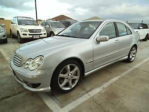2007 Mercedes-Benz C180 KOMPRESSOR SUPER SPORT $11,990