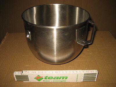 KitchenAid K5ASB Edelstahl Schlüssel Bottich für Kitchen Aid Küchenmaschinen 92