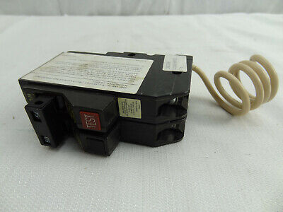 Eaton Chq250gf Type Ch Circuit Breaker 2 Pole 50a Ground Fault New No Box