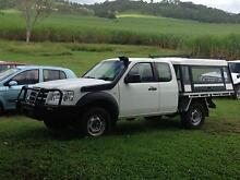 2008 Ford Ranger Ute 4x4 X-Cab Habana Mackay Surrounds Preview