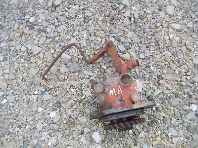 Massey Harris 81 Tractor Mh Engine Motor Governor Assembly Link Core For Parts