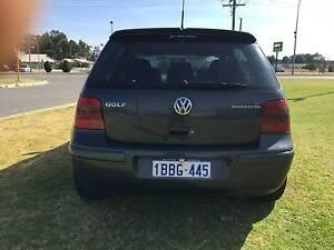 2001 Volkswagen Golf Hatchback Generation Maddington Gosnells Area Preview