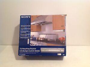 Sony Kitchen Radio