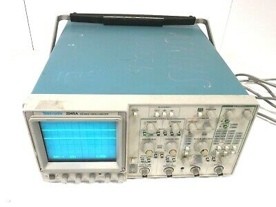 Tektronix Model 2245a 100 Mhz 4-channel Analog Oscilloscope