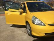 Honda Jazz Ngunnawal Gungahlin Area Preview