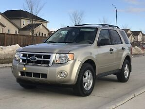 Ford Escape xlt 2010 safetied