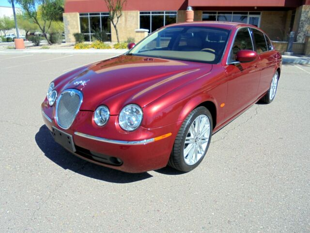 Image 1 of Jaguar: S-Type 4.2L…