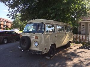 LOOKING FOR WESTFALIA FOR PARTS/RESTO
