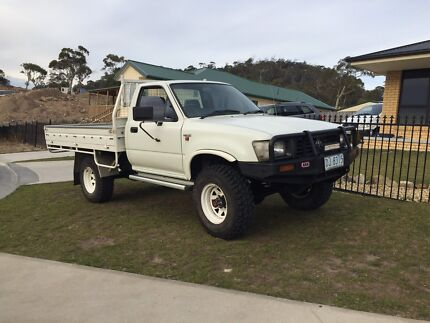 Swap for duel cab Geilston Bay Clarence Area Preview