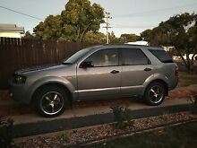 PRICE DROP family 2008 Ford Territory Wagon Mount Lofty Toowoomba City Preview