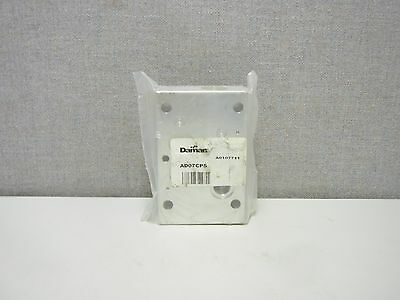 Daman Ad07cps New Alluminum Circuit Cover Plate With Ports Ad07cps