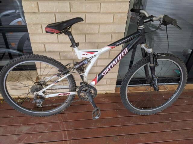 2002 Specialized Rockhopper Fsr Xc Comp Men S Bicycles