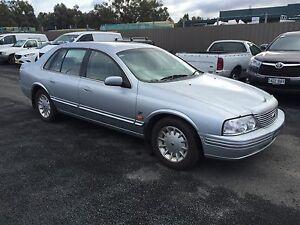 2000 Ford Fairlane Sedan Coolamon Coolamon Area Preview