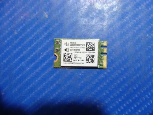 """Lenovo Flex 15.6"""" 2-15 20405 OEM WiFi Wireless Card 04X6022 QCNFA335 20200558"""