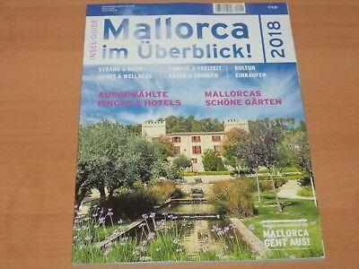 INSEL-GUIDE Mallorca im Überblick! 2018 NEUWERTIG!
