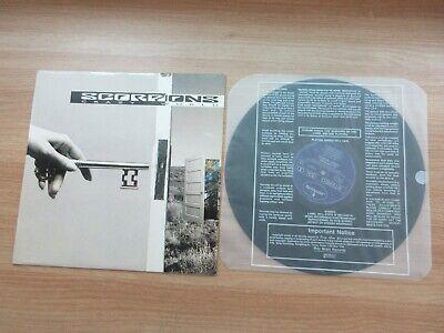 Scorpions - Crazy World 1991 Korea LP Vinyl No Barcode RARE NM