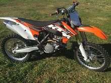 KTM 2012 450sx Mount Gambier Grant Area Preview