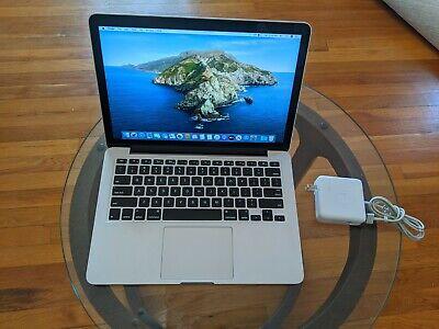 2015 Apple Macbook Pro RETINA 2.9 GHz Core i5 / 8 GB / 512 GB SSD - 182 Cycles!