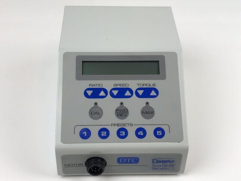 Dentsply Tulsa Dental Aseptico DTC AEU-25 Endo Motor - Controle Console Only