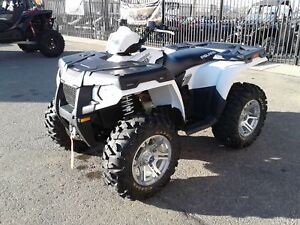 Polaris Sportsman 500 H.O. - LOW KM  - LOW HRS - CONSIGNMENT NO