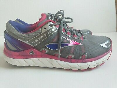 VGC Brooks size UK 6 39 Womens Transcend 2 Trainers running shoes Sneakers  for sale  Shipping to Nigeria