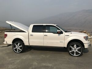 2014 Ford F-150 Limited Edition  REDUCED PRICE