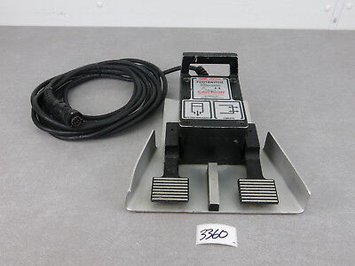 Cusa Cavitron Surgical Systems Footswitch Ultrasonic Aspirator