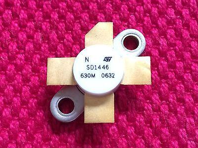 Sd1446 Rfvhfuhf Transistor Case-m-113  New Original St