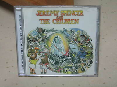 JEREMY SPENCER AND THE CHILDREN ST RARE OOP CD