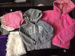 Girls 2t clothing lot