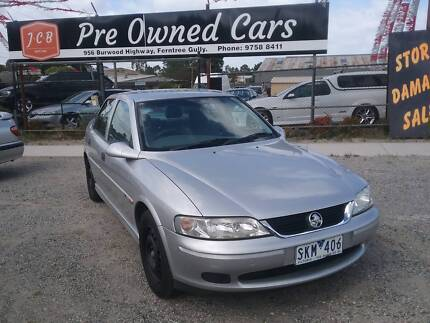 2001 Holden Vectra Sedan Ferntree Gully Knox Area Preview
