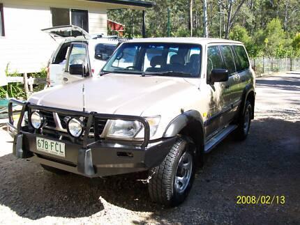 1999 Nissan Patrol Bauple Fraser Coast Preview