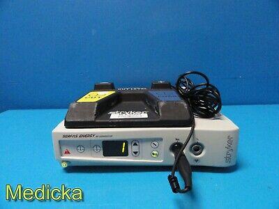 Stryker 279-000-000 Serfas Energy Rf Generator W 279-000-01 Foot Switch 17559