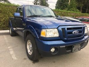 2010 Ford Ranger Sport LOCAL, LOW KMS