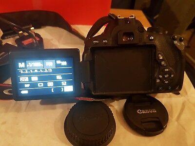 Canon EOS 700d Digital SLR With 18-55mm Lens