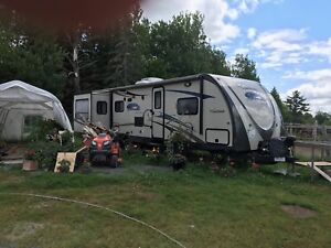 REDUCED PRICE 2013 Freedom 35ft camper.