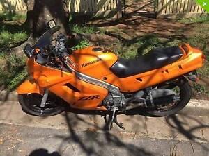2001 Kawasaki ZZR 250 lams Arana Hills Brisbane North West Preview