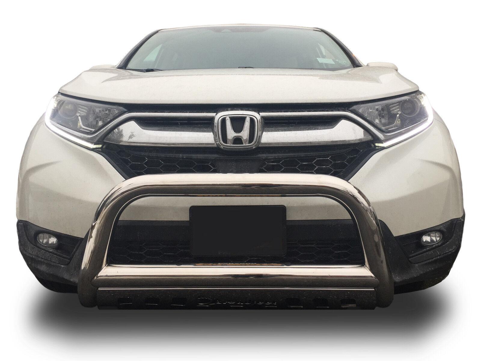 Broadfeet Bull Bar Front Bumper Guard Protector For Honda CR-V 2012-2016 SST