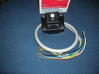 NOS Harley Davidson Shovelhead/Sportster Handlebar Switch Control Part #70182-79