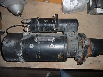 Delco Remy Starter Motor 1990382