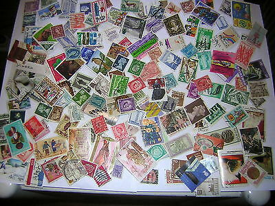 worldwide stamps job lot 1000+
