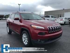 2016 Jeep Cherokee North **CAMERA, HITCH, ENS. TEMPS FROID + WOW