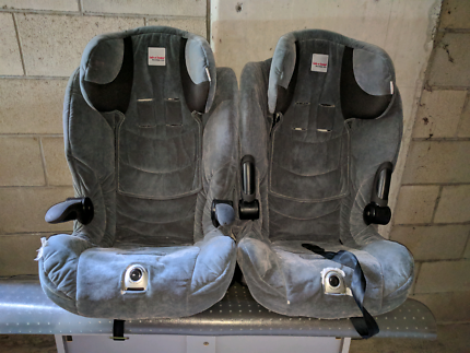 Child safety car seats