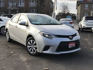 2014 Toyota Corolla LE | BACK UP CAM | BLUETOOTH | *WARRANTY*