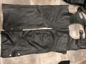 Chaps leather