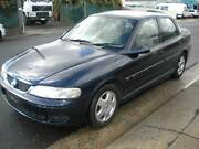 Holden Vectra CD 2.6 V6 2001 Clayton South Kingston Area Preview