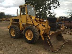 Hanomag 22C Wheel Loader Oxley Vale Tamworth City Preview