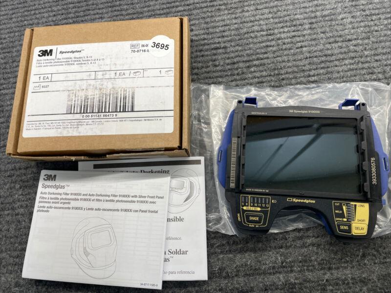 3M Speedglas Auto Darkening Filter 9100XXi, Shades 5, 8-13, 06-0000-30i