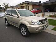 2006 Nissan X-trail 4wd ST-S Sunroof (moon-roof) Cranbourne East Casey Area Preview
