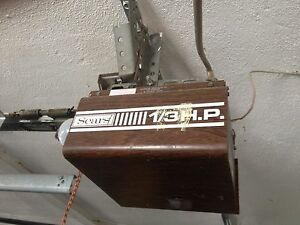 SEARS Garage Door Opener 1/3 HP